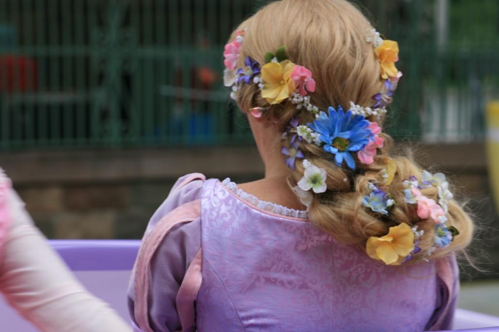 Rapunzel's hair!