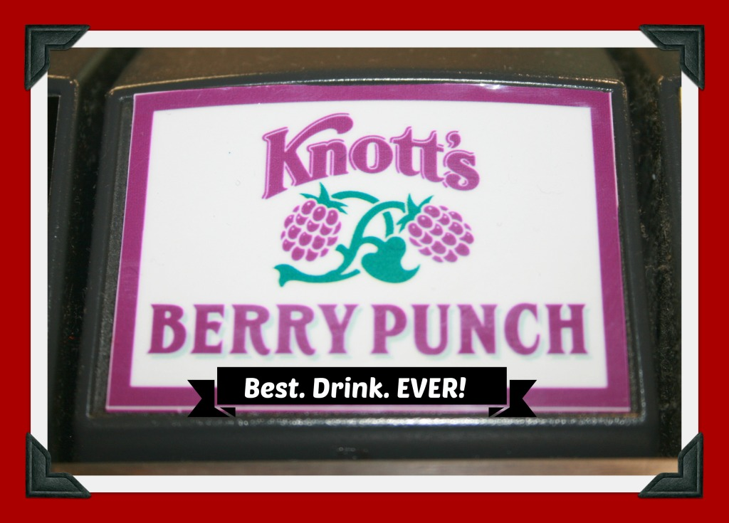 Knott's Berry Punch