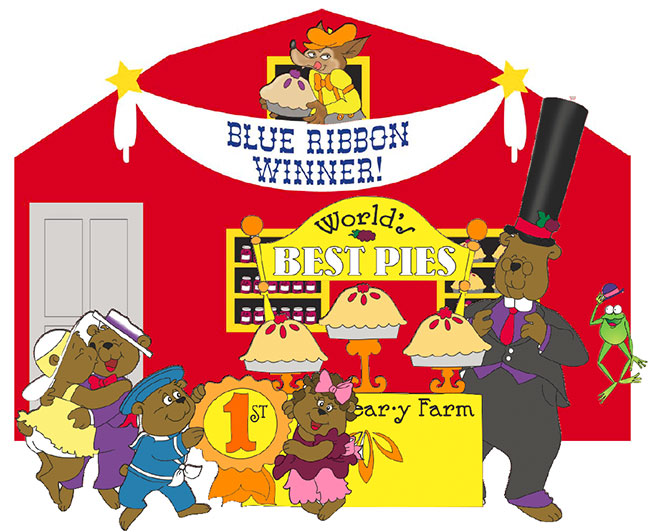 Bearly-Tales-Family-World's-Best-Pies