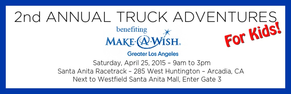 You Are Invited To The 2nd Annual Truck Adventures For Kids Benefiting Make A Wish For Kids Foundation Los Angeles on oscar mayer food truck