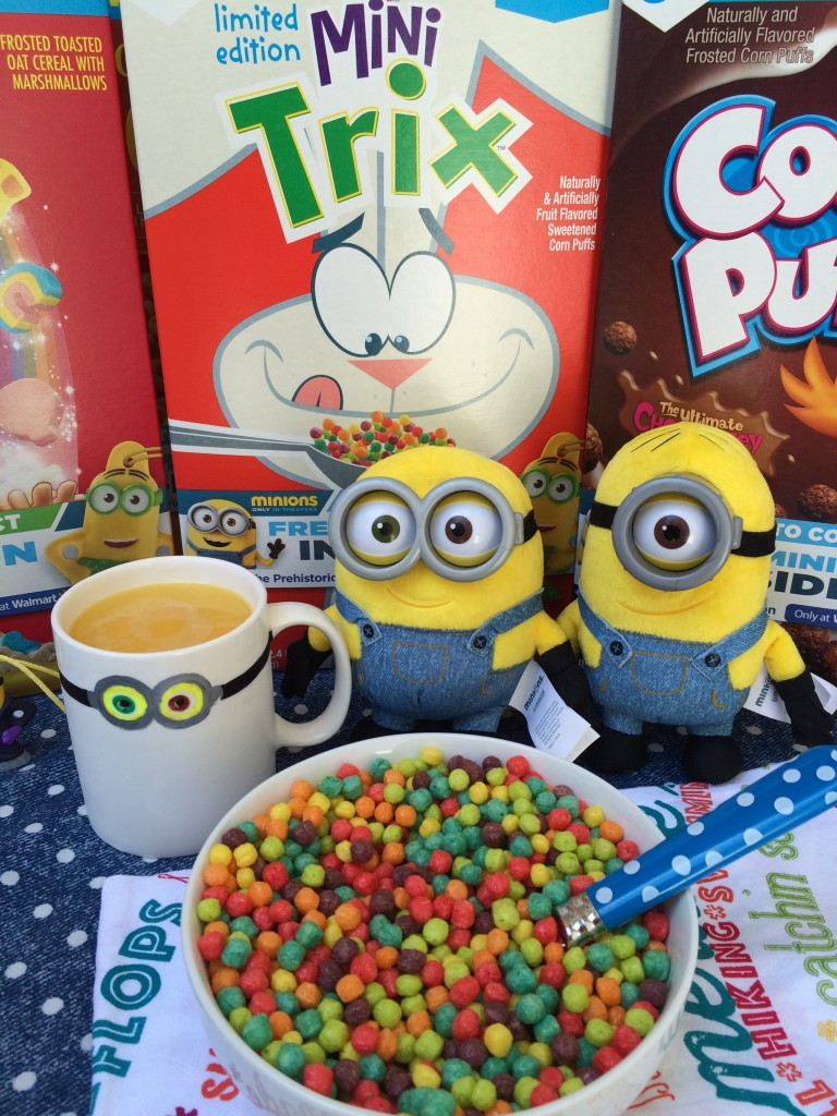 breakfast-with-bob-the-minion