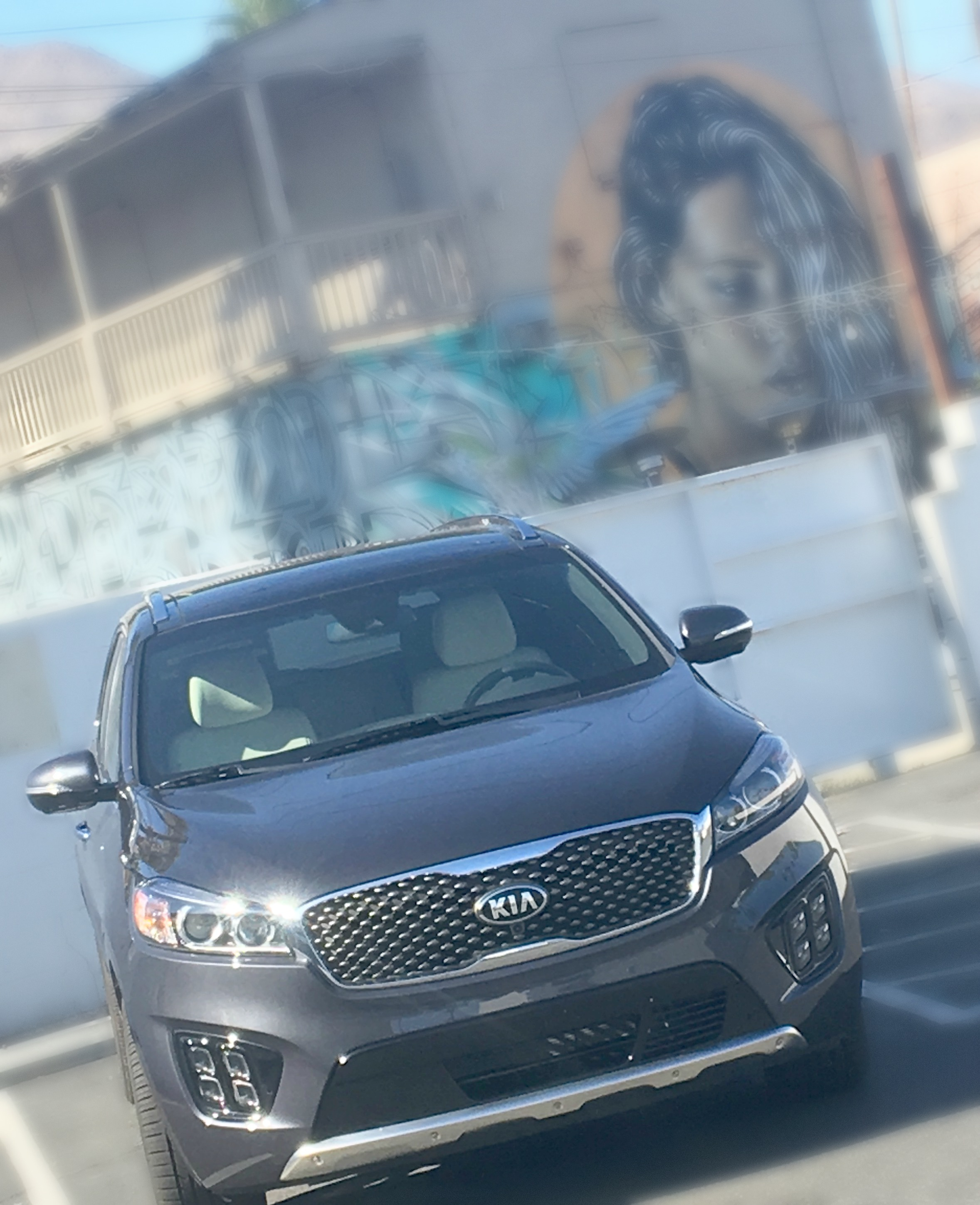 family fun in the 2016 kia sorento over the top mommy. Black Bedroom Furniture Sets. Home Design Ideas