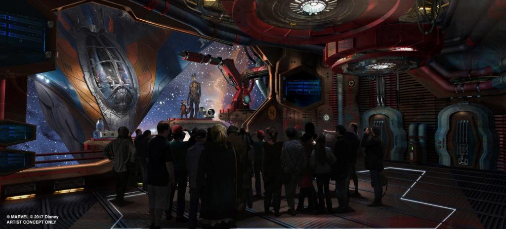 Walt-Disney-World-Epcot-Guardians-Interior