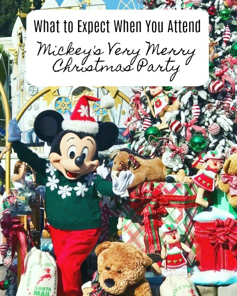 Mickeys Very Merry Christmas Party.What To Expect When You Attend Mickey S Very Merry Christmas